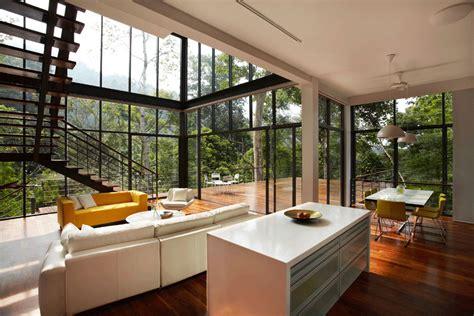 windows design for home malaysia modern hillside home in janda baik malaysia