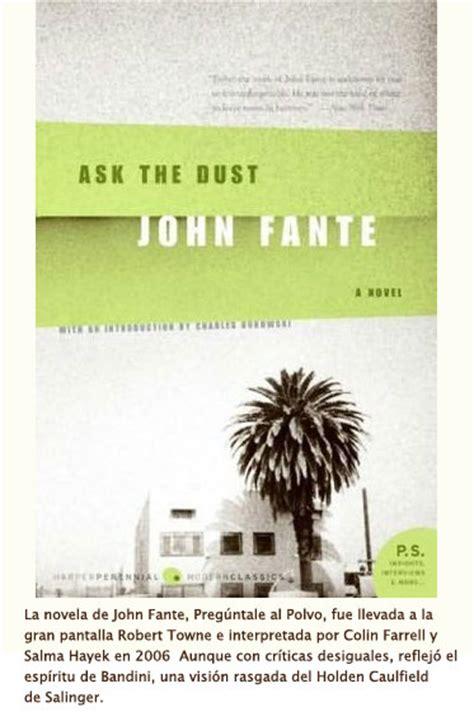 preguntale al polvo realismo sucio una corriente literaria distinta