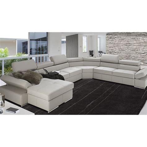 u shaped leather sofa u shaped leather sofa uk okaycreations