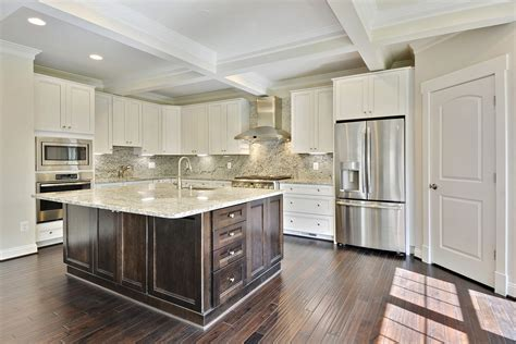 kitchen cabinets with different color island with your kitchen how to choose a different