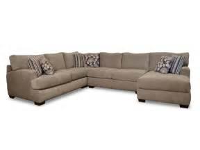 Corinthian Sectional Sofa Corinthian Living Room Josephine 4 Sectional G62210 Kittle S Furniture Indiana And Ohio