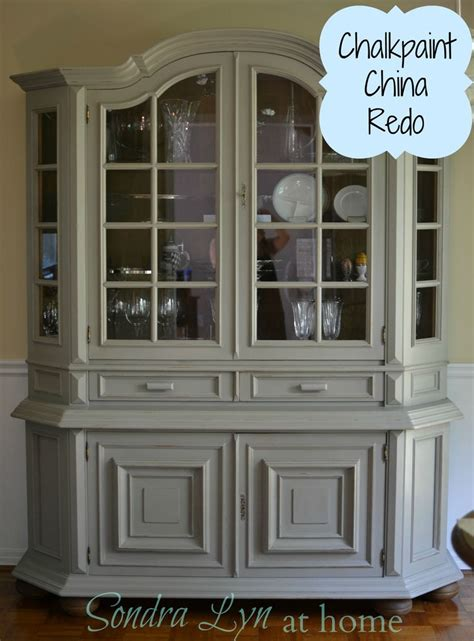 chalk painted china cabinet 1000 images about ascp french linen on pinterest french