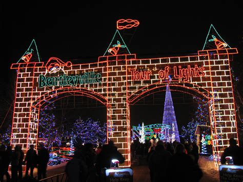 Duluth Light Show Lighten Up In Bentleyville The Weekend Roady
