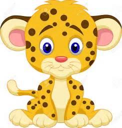 Free Halloween Craft Projects - beb 233 leopardo de dibujos animados ilustraciones vectoriales clip dibujos tarjetas