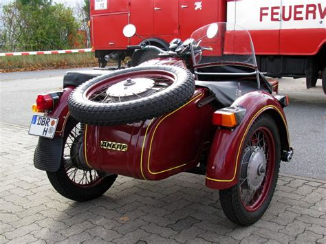 Motorrad Forum Rostock by Motorrad Mt 10 Quot Dnepr Quot Mit Seitenwagen Aus Dem Ehem