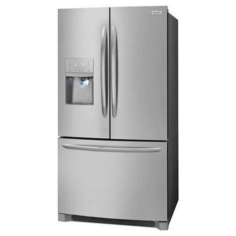 frigidaire cabinet depth refrigerator dghd2361tf frigidaire gallery 22 counter depth french