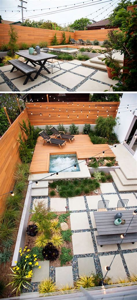 backyard entertaining landscape ideas 25 best ideas about modern backyard on modern