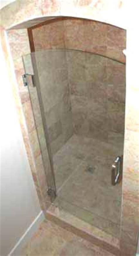 single shower doors all purpose glazing single shower door