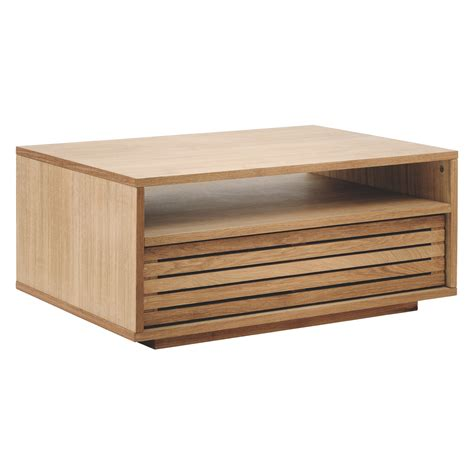 oak coffee tables with storage space habitat max oak coffee table with storage mysmallspace