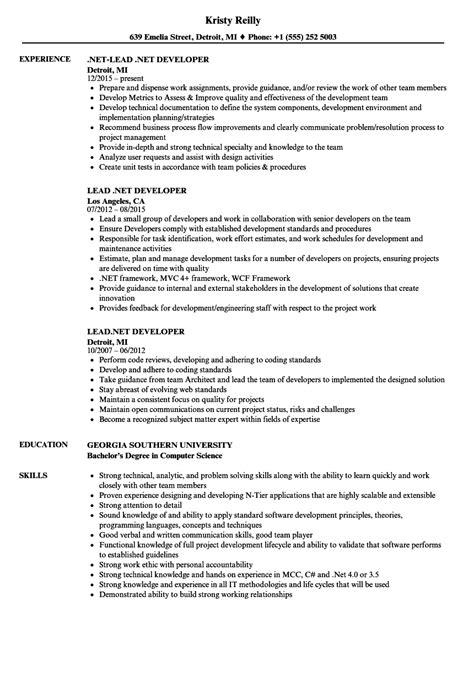 Net Resume