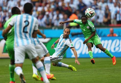fifa world cup gallery argentina vs nigeria canada