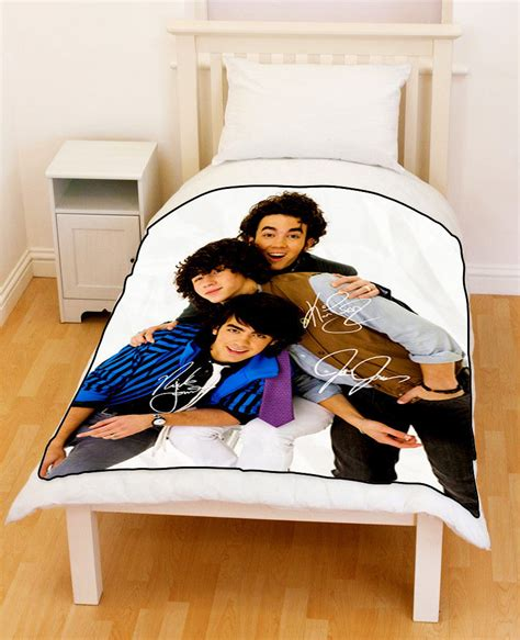 brothers bedding brothers bedding jonas brothers fleece throw blanket