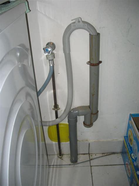 Lave Linge Eau Chaude 1622 by D 233 Placer L 233 Vacuation Et L Arriv 233 E D Eau Pour Machine 224 Laver