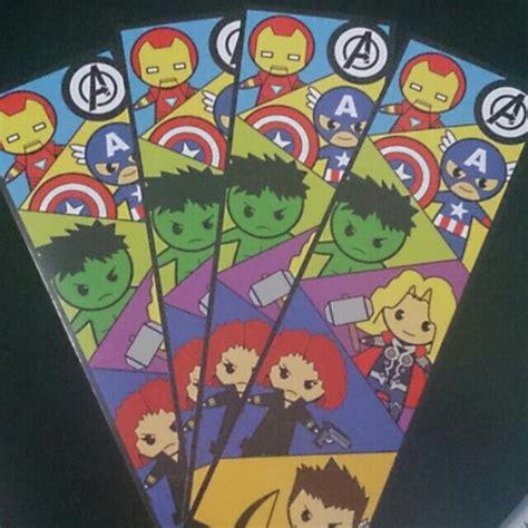 printable bookmarks marvel marvel avengers bookmark by holmeskudo on deviantart