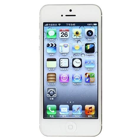 factory unlocked apple iphone 5 original cell phone ios 8 os ananda international industrial limited