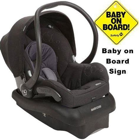 maxi cosi infant car seat review review maxi cosi mico infant car seat w baby on