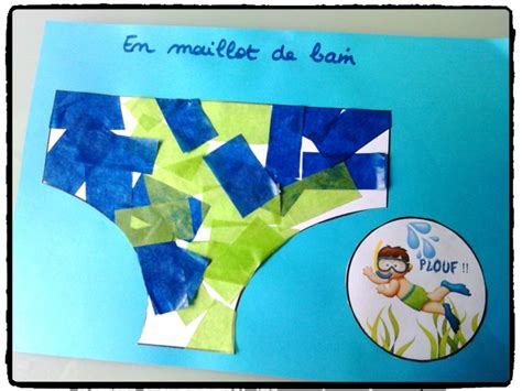 Collagen Bb Plus d 233 corer maillot de bain bricolage enfant 233 t 233