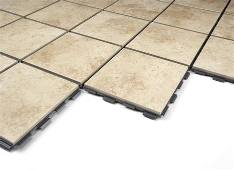 snap together rubber floor tiles home flooring ideas