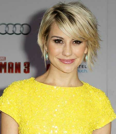 side and back photos of chelsea kanes hair 13 cute short hairstyles with bangs chelsea kane short