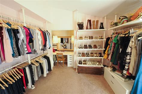 Closet Room by Domestic Dressing Room
