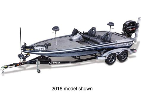 used bass boats charlotte nc nitro z20 bass boats new in concord nc us boattest