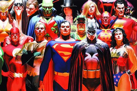 Dc Comics Justice League 16 May 2017 concept for george miller s abandoned justice league