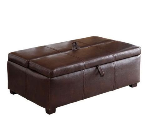 apolline ottoman with pull out bed h280623 qvc com