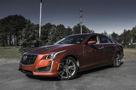Cadillac Cts 2014 by 2014 Cadillac Cts Vsport Test Drive Autonation Drive