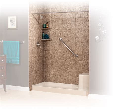 from bathtub to shower tub to shower conversion bathwraps
