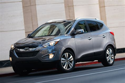 hyundai tucson 2014 blue 2014 hyundai tucson reviews and rating motor trend