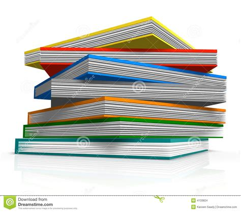 perspective books perspective books stock images image 4133824