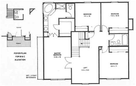 floor plan 2nd floor second story floor plan