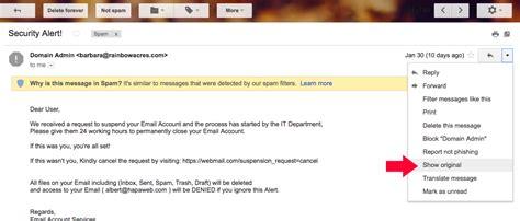 report phishing fake gmail account hapaweb