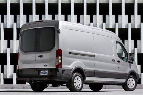 2016 commercial vehicle comparison 4 vans you should