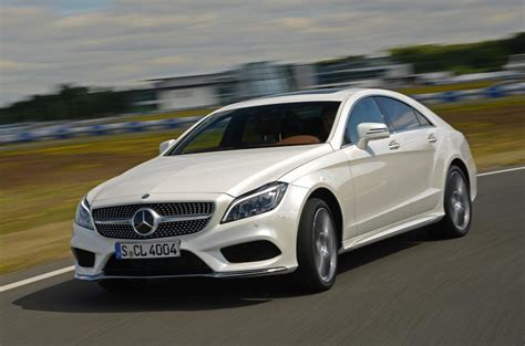 mercedes cls 350 mercedes cls 350 bluetec drive review
