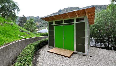 Eco Sheds studio shed unveils new eco friendly sheds