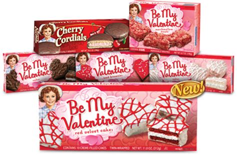 Little Debbie Giveaway - little debbie be my valentine giveaway life with kathy