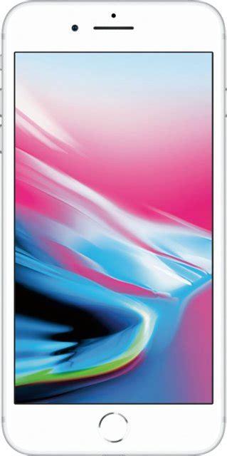 apple iphone 8 plus 64gb silver mq8e2ll a best buy
