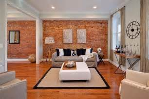 accent wall in living room 100 brick wall living rooms that inspire your design