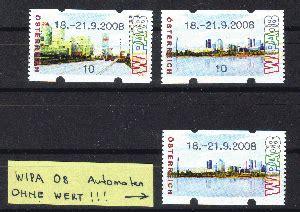 Erfahrungen Mit Schwarzkümmelöl 2109 by Philaseiten De 214 Sterreich Automatenmarkenrarit 228 T Wipa 2008