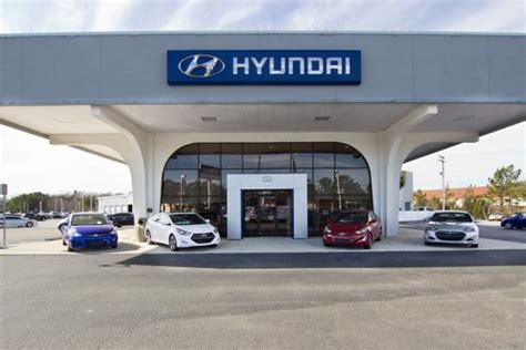 Hendrick Hyundai by Hendrick Hyundai Charleston Sc 29406 Car
