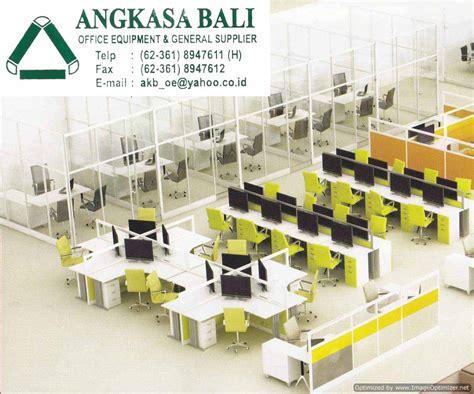 Meja Pingpong Di Jakarta meja partisi ruangan kantor angkasa jakarta di jakarta