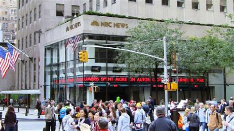 Overall New York 5b where the quot today show quot is filmed picture of rockefeller