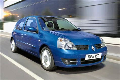 clio renault 2005 renault clio iii 2005 2009 used car review car