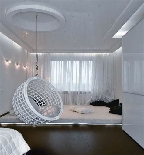 ceiling hanging chairs for bedrooms 21 must see white bedroom ideas for 2014 qnud