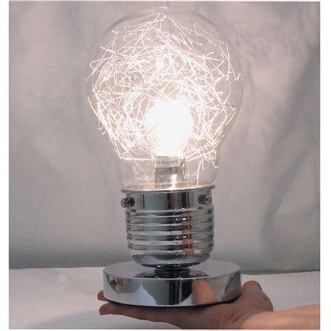 touch l light bulbs light bulb touch l an oversized light bulb table l