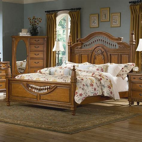 Kathy Ireland Curtains Interesting Kathy Ireland Furniture For Home Furniture Ideas Fascinating Peru Wooden Bed Set By