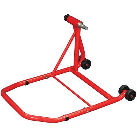 single swing stand biketek single swing arm paddock stand clearance