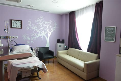 Birth Room Design by Al Zahra Hospital Dubai S Waterbirthing Facility