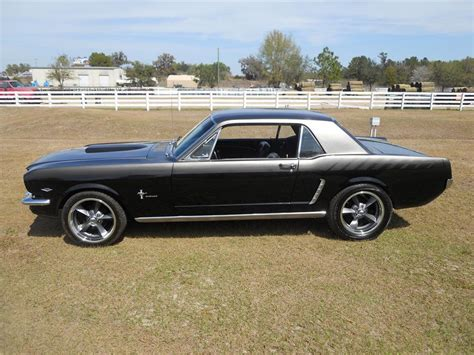 1965 mustang hardtop 1965 ford mustang custom 2 door hardtop 151730